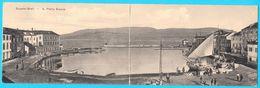 SUPETAR - BRAC ... S. PIETRO BRAZZA  * Double Card *  ( Croatia ) * By Lese Rendic , Supetar 1913. - Fot. P. Ruljancic - Croatia