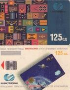 TARJETA TELEFONICA DE KAZAJSTAN (541) - Kazakhstan