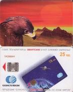 TARJETA TELEFONICA DE KAZAJSTAN (542) - Kazakhstan