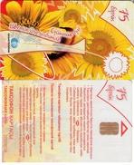 TARJETA TELEFONICA DE KAZAJSTAN (555) - Kazakhstan