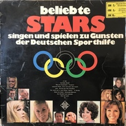 LP Alemán De Artistas Varios Gala Show Der Stars Año 1968 - Vinyl Records