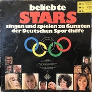 LP Alemán De Artistas Varios Gala Show Der Stars Año 1968 - Sonstige - Deutsche Musik