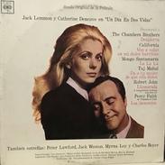 LP Argentino BSO The April Fools Año 1969 - Soundtracks, Film Music