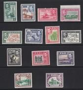 Fiji 1938 To 5s MLH(*) - Fiji (...-1970)