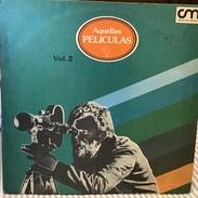 LP Argentino De Artistas Varios Aquellas Películas Volumen 2 Año 1980 - Soundtracks, Film Music