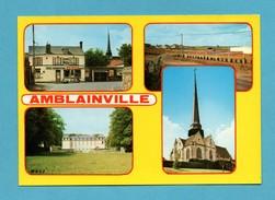 60 Oise Amblainville Carte Multivues - France