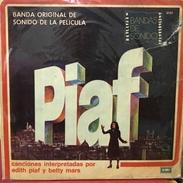 LP Argentino BSO De La Película Piaf Año 1974 - Soundtracks, Film Music