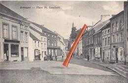 JODOIGNE - Place Saint Lambert -  Superbe Carte Animée - Jodoigne