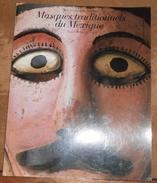 Masques Traditionnels Du Mexique - Art