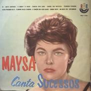 LP Brasileño De Maysa Año 1960 - World Music