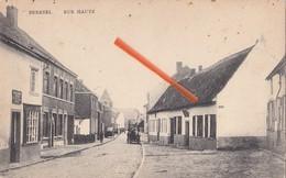 BEERSEL - Rue Haute  -  Superbe Carte Animée - Beersel