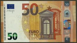 Portugal - 50 Euro - M006 A1 - MD1432679345 - Draghi - UNC - EURO