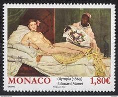MONACO 2012 - N°2857  - NEUF  ** - Monaco