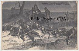 57 - Metz / BORNY - Champ De Bataille - Les Morts ++++ Guerre Franco-Allemande 1870-71 ++++ ELD - Metz