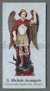 ES3826 S. San MICHELE ARCANGELO MONOPOLI CAPPELLA VIRBO Santino - Religione & Esoterismo