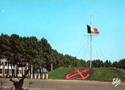 Hourtin Centre De Formation Le Mat De Pavillon CPM Ou CPSM - France