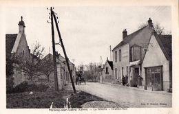 CPA - 45 - MEUNG-SUR-LOIRE - La Nivelle - Grande-Rue - Frankrijk