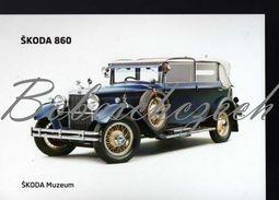 8 268 CZECH REPUBLIC  - Cca 2010 - Skoda 422 (1929–1933) Oldtimer - Voitures De Tourisme
