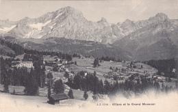 Villars Et Le Grand Muveran - Carte Précurseur - VD Vaud