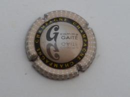Plaque Muselet, G COMME GAITE - Autres