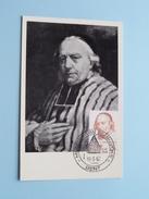 P. J. TRIEST (1760-1836) Stamp Gent 19-5-1962 Museum Van De Bijloke ( Voir Photo Svp ) - Maximum Cards