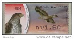 2009 Bonelli's Eagle ATM 004 - Automatenmarken (Frama)