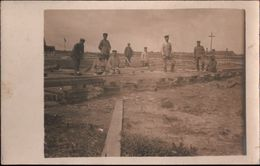 ! 1916 Foto Photokarte Giczyce, Weißrussland - Belarus
