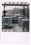 CH-4675    BRUNNEN : Terasse Vom Hotel Goldener Adler - SZ Schwyz