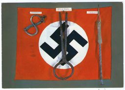 CPM   CAMP DE CONCENTRATION ALLEMAND DE STRUTHOF   MUSEE     INSTRUMENTS DE TORTURE DES S.S. - Guerre 1939-45