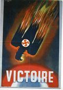 CPM   CAMP DE CONCENTRATION ALLEMAND DE STRUTHOF   MUSEE    AFFICHE SYMBOLISANT LA CHUTE DU NAZISME - Guerre 1939-45