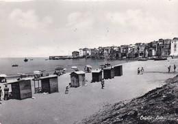 Cefalù / Spiaggia 1956 - Altre Città