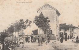 69 - COURS - Place St Antoine - Cours-la-Ville