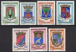 Du N° 437 A Au N° 440 De Madagascar - X X - ( E 1955 ) - Francobolli