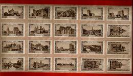 Timbre Vignette Cinderella Tourisme La Belle France Saintonge Poitou Angoumois Lot De 20 Vignettes - Erinnophilie