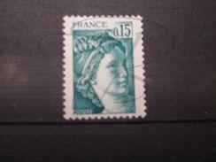 VEND BEAU TIMBRE DE FRANCE N° 1966c , SANS BANDE PHOSPHORE , XX !!! (a) - 1977-81 Sabine Of Gandon