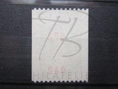 VEND BEAU TIMBRE DE FRANCE N° 2103 , SANS BANDE PHOSPHORE , NUMERO ROUGE DOUBLE , XX !!! - Errors & Oddities