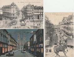 17 /1 2 / 215  -  LOT  DE  5  CPA  D' ORLÉANS  ( 45 )  Toutes Scanées - Cartes Postales