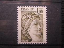 VEND BEAU TIMBRE DE FRANCE N° 2057 , BALAFRE SUR LA PAUPIERE , XX !!! - Variedades Y Curiosidades