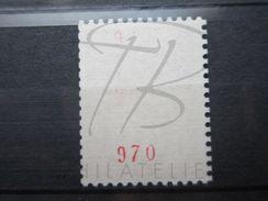 VEND BEAU TIMBRE DE FRANCE N° 1816 , NUMERO ROUGE DOUBLE , XX !!! - Variedades Y Curiosidades