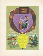 1951 - Illustration - Savoie - Cloche Savoyarde Par Gouju-Almaric - FRANCO DE PORT - Old Paper