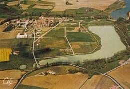 Saint Sardos Vue Generale Et Lac De Combecave - Altri Comuni