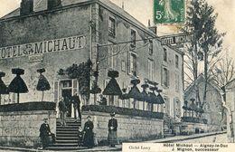 21 - Hotel Michaud - Aignay Le Duc - J Migon Successeur - Aignay Le Duc