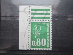 VEND BEAU TIMBRE DE FRANCE N° 1891b + 2 BDF , SANS BANDE PHOSPHORE , XX !!! - 1971-76 Maríanne De Béquet