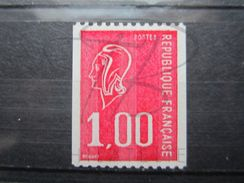 VEND BEAU TIMBRE DE FRANCE N° 1895a , XX !!! - 1971-76 Marianne De Béquet