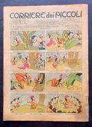 Libri Per Ragazzi - Corriere Dei Piccoli - Anno XXXIV - N°18 - Maggio 1942 - Livres, BD, Revues