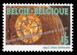 Belgium 2525**  Lutte Contre Le Cancer  MNH - Belgique
