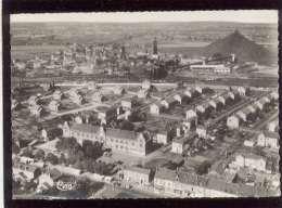 62 Sallaumines La Mairie Vue Générale Aérienne édit. Combier N° 273-41 A Chevalet De Mines - France