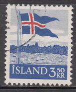 ICELAND   SCOTT NO. 313    USED     YEAR  1958 - Usati