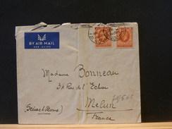 71/564     LETTRE   G.B. TO FRANCE 1936 - Cartas