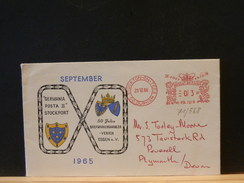 71/568     LETTRE   G.B. 1966 - Lettres & Documents